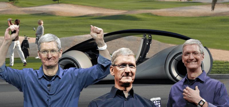 苹果汽车是否能复制iPhone产业链的巨大成功?这几家厂商或许起到关键作用